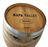 Used Wine Barrel 59 Gallons Napa Valley