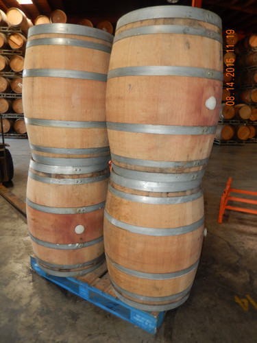 6 Wine Barrels French Oak