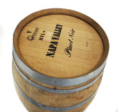 Wine Barrel 59 Gallon French Oak Napa Valley