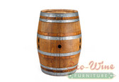 Wine Barrel Rack, Storage Handcrafted 3