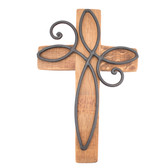Wine Barrel Cross  Mystic Black 10'' 14'' 18''