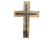 Wine Barrel Cross  Diamond Black 10'' 14'' 18''