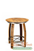 WINE BARREL TABLE 2