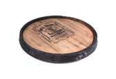 Whiskey Barrel Lazy Susan 3