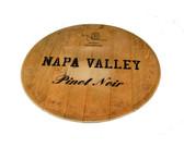 Wine Barrels Napa Valley Heads