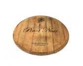 Wine Barrels Napa Valley Pinot