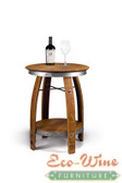 NAPA WINE BARREL TABLE