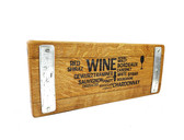 Wine Barrel Sign