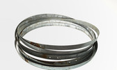 Wine Barrel Metal Hoops (10 pieces)  Free Shipping