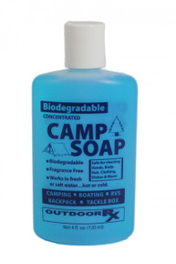 4 oz Camp Soap