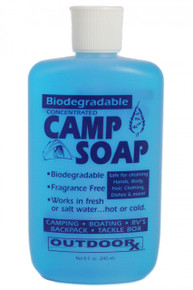 8 oz Camp Soap