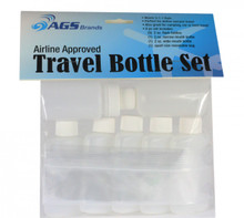 Travel Bottle 7pc Set