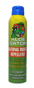 Aloe Gator Natural Insect Repellent