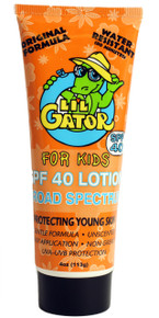 Lil Gator SPF 40 Lotion for Kids 4 oz.