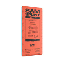 "9"" Sam Splint Fold - Orange"
