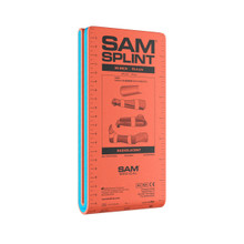 "36"" Sam Splint Flat Fold - Orange"