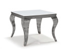 Chateau Side Table -Natural/White (bf)