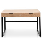 COF2601-KD Home Office Desk - Natural (cf)