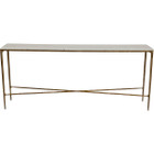 Heston Console Table - Brass (cl)