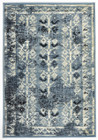 Urdu Tribal Rug Blue (ux)