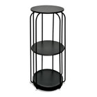 CST2483-SD Side Table - Black (cf)