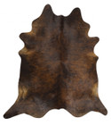 Exquisite Natural Cow Hide Dark Brindle (ux)