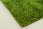 Texture Shag Rug Lime + Round (ux)