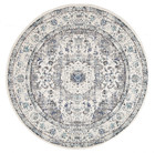Mist White Transitional Rug (ux)