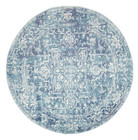 Muse Blue Transitional Rug (ux)