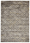 Faded Modern Brown Rug (ux)