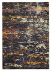 Splash Modern Midnight Rug - Dream Scape 851 (ux)