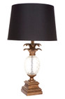 Langley Table Lamp - Antique Gold (cl)