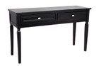 Merci Console Table - Black (cl)