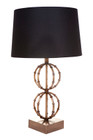 Lela Table Lamp - Gold (cl)