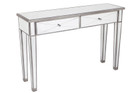 Apolo Console Table - Antique Silver (cl)