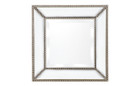 Zeta Wall Mirror - Small Antique Silver (cl)