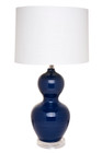 Bronte Table Lamp - Blue (cl)
