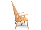 CLC380 Lounge Chair PP550 - Natural (cf)