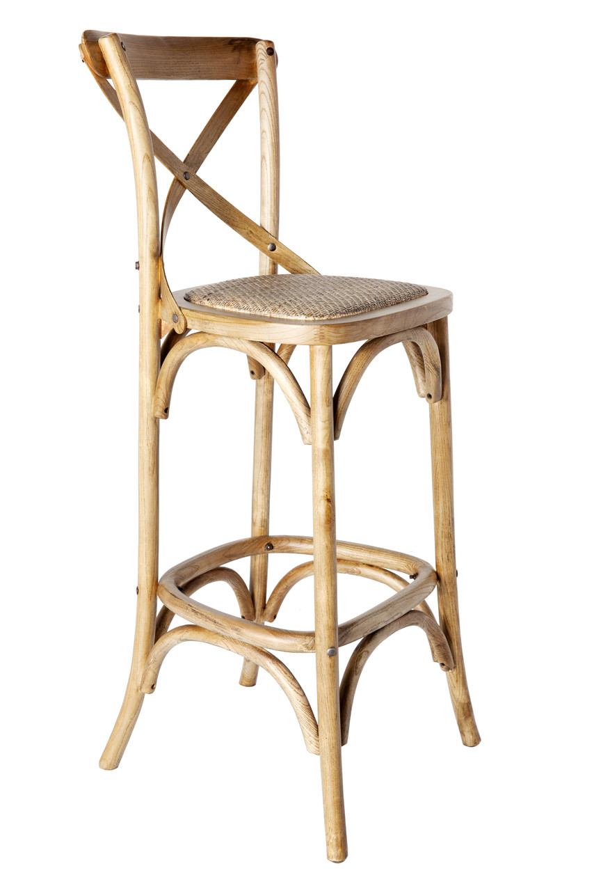 Replica Cross Barstools Various Colours And Heights