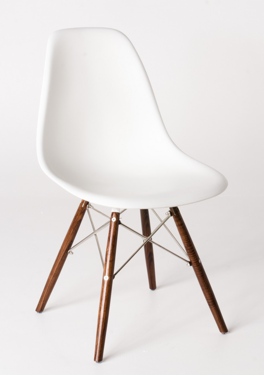 Replica Eames Dsw Chairs Plastic Stainless Steel