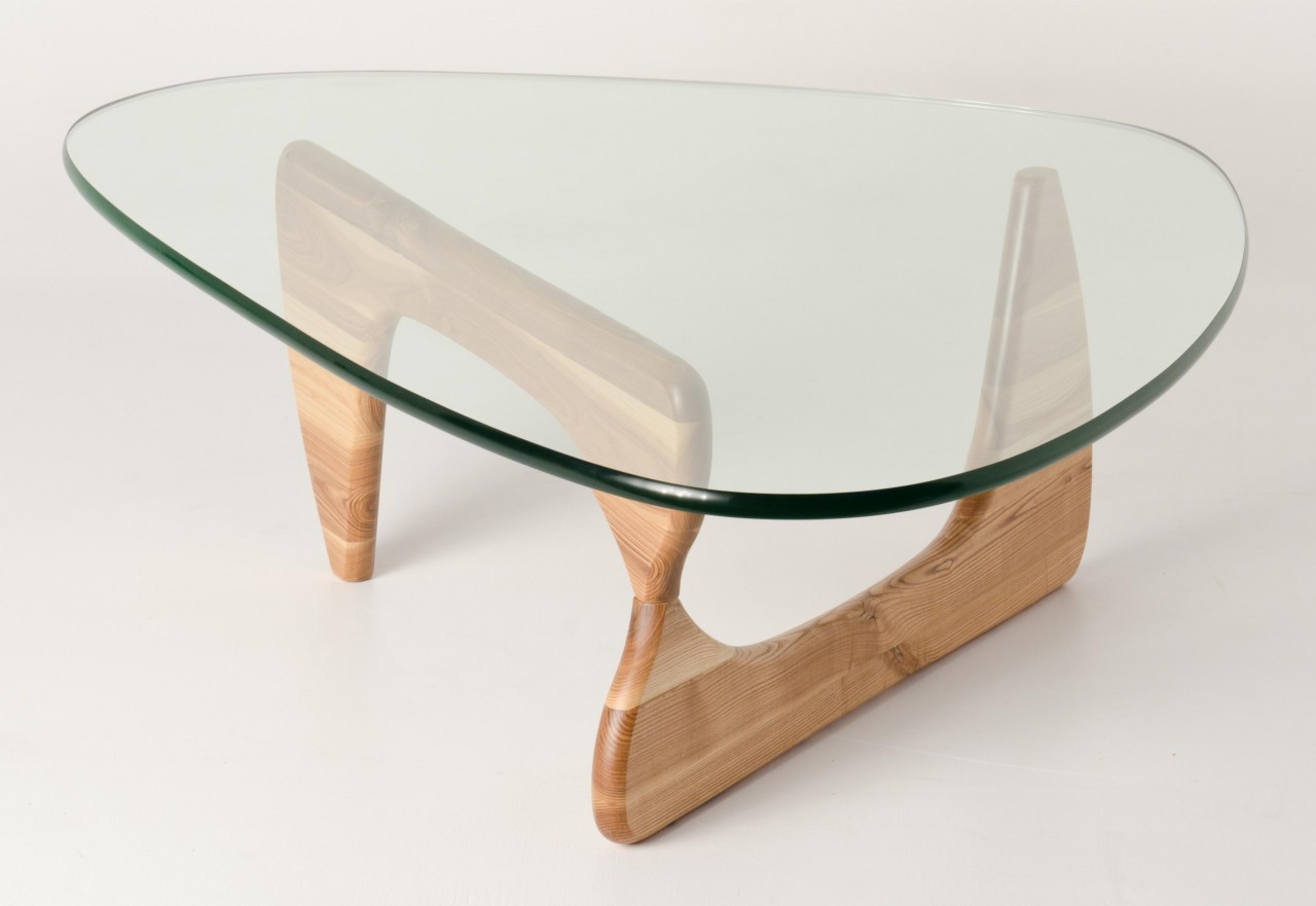 Replica Noguchi Coffee Table Natural Colour Replica Isamu