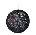 Replica Monkey Boys Random Pendant Lamp 30cm - Black