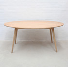 Kiruna Oval Dining Table (hf)