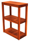 Tower Rectangular 3 Shelf Stand (hf)