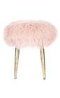Dixie Stool - Pink (cl)