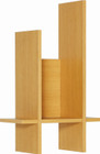 Fico Shelf Laminate Oak 173 (iv)