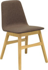Avice Dining Chair Natural/Chestnut (iv)