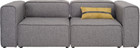 Acura 2 Seater Sofa In Pebble (iv)