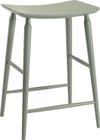 Hester Counter Stool Grey Lacquered (135 (iv)
