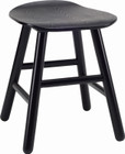 Hetty Stool Black Ash Veneer - 114 (iv)